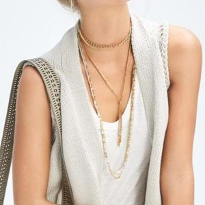 Stella and Dot Aven Layered Necklace